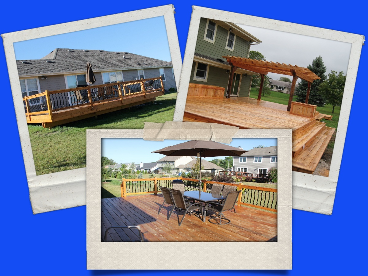 Deck Collage