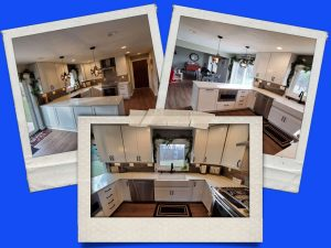 Kitchen Remodeling Collage